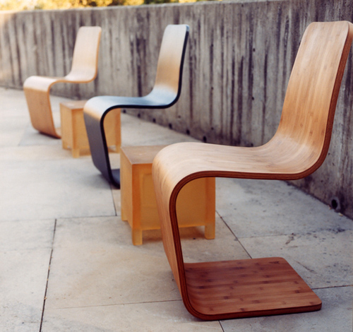 bamboo furniture by modern bamboo  THE STYLE FILES