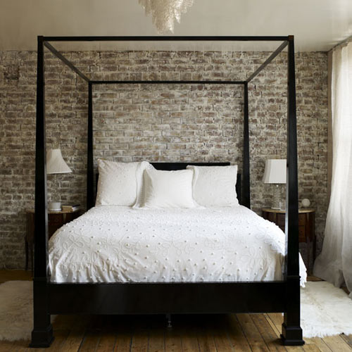 Crisp White Bed Linen Keeps This Room Feeling Bright And Fresh