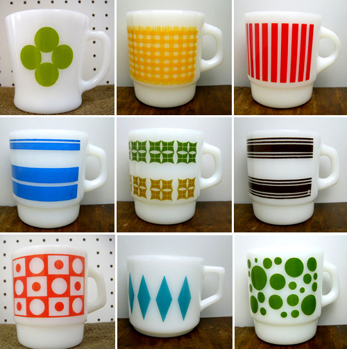 fireking mugs