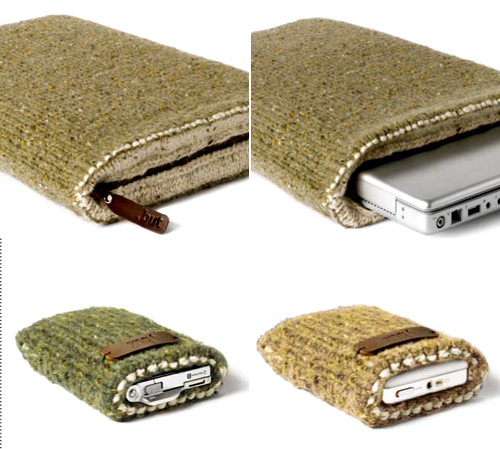 woolen laptop cases