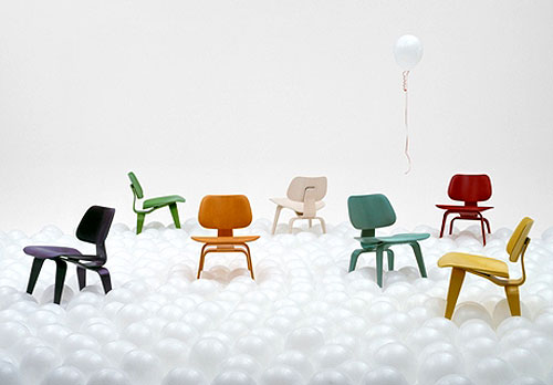 new colours for eames molded plywood chair the style files
