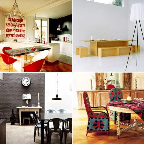 dining room inspiration the style files