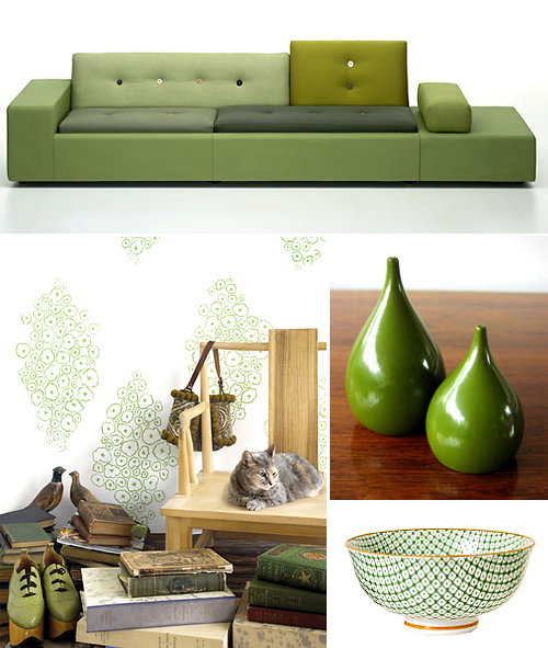 Another Trend For This Season Is The Colour Green Green Is Perfect For Spring And Is