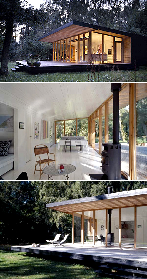 Summer House In Denmark THE STYLE FILES