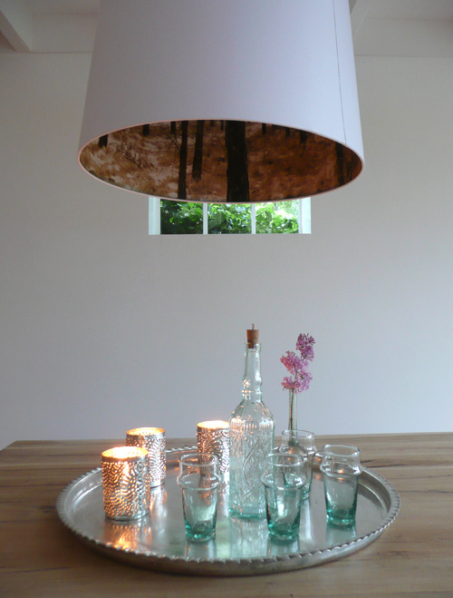 Our house shady tree light the style files - Huis lamp wereld nachtkastje ...