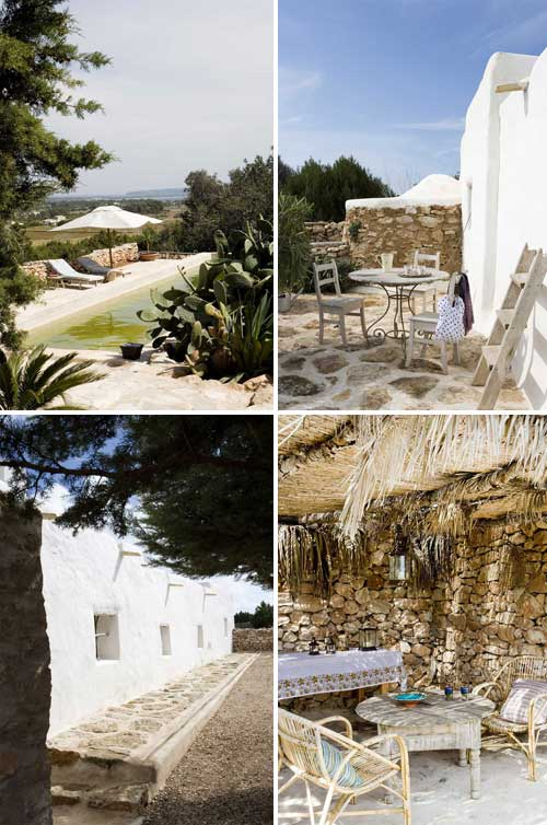 another gorgeous house on formentera | THE STYLE FILES