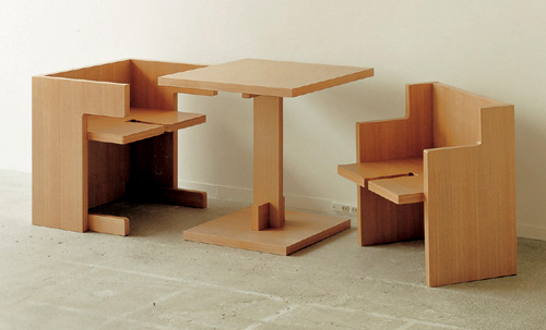 Japanese Dining Table Set from cube to dining table set | the style files