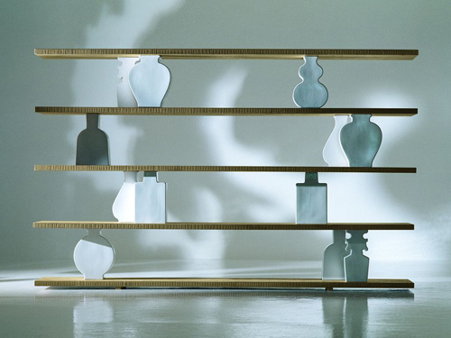Paola navone for lando the style files - Italian wood furniture design ...