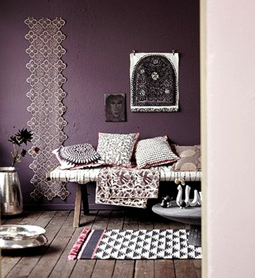 Purple Trend The Style Files