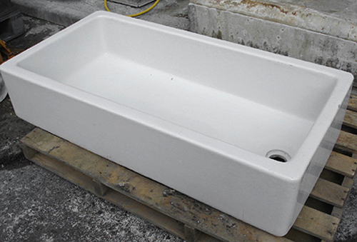 Pedal Stool Sink : ideas for creating a rustic style THE STYLE FILES
