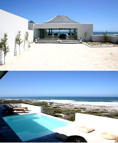 A beach house in south africa the style files for Beach house designs sa