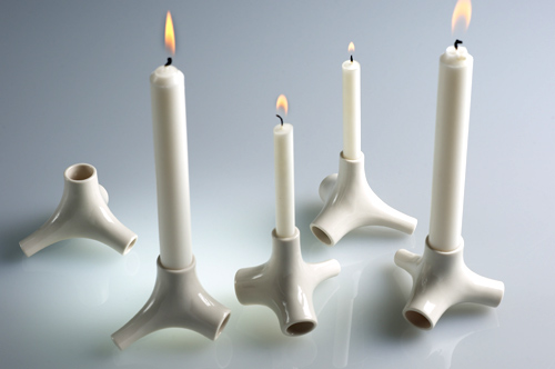 candle holder socket