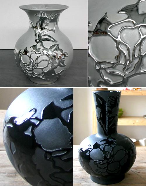 Carola Zees Gorgeous Vases The Style Files