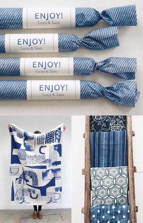 blue-various