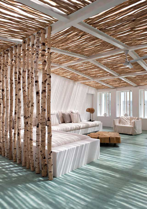Earlier This Week I Showed You These Gorgeous Rustic Chic Cabanas Designed By Vera Iachia Today S Post Features Another House Decorated Portuguese