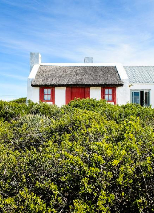 A South African Beach Cottage The Style Files