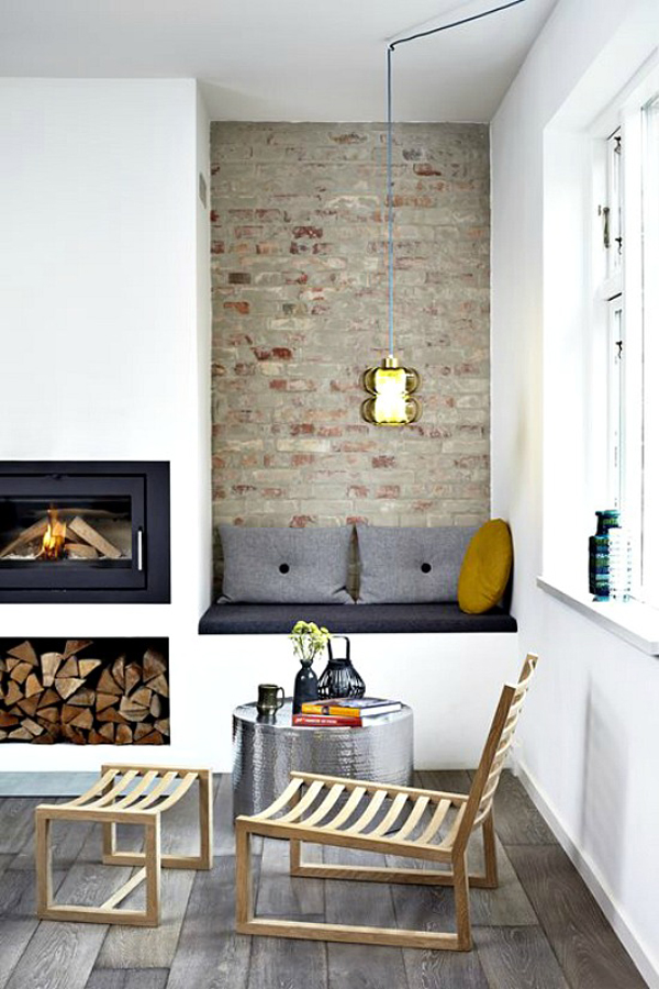 10 Of The Best Fire Places Mantelpieces The Style Files