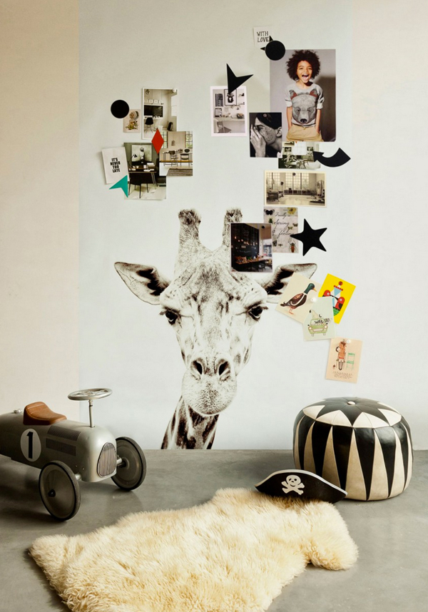 MAGNETIC WALLPAPER BY GROOVY MAGNETS | THE STYLE FILES