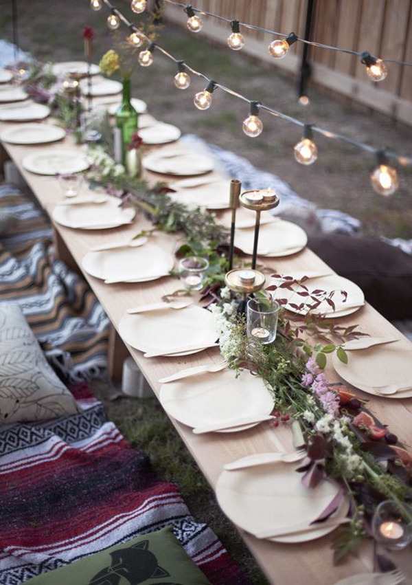 10 OF THE BEST CHRISTMAS TABLE DECORATION IDEAS - THE ...