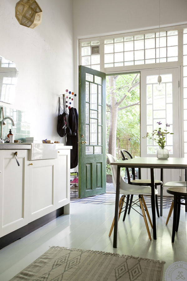 A NOT SO STANDARD SWEDISH FAMILY HOME   THE STYLE FILES