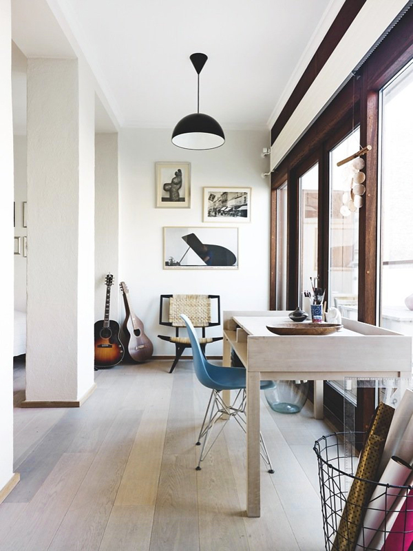 AN APARTMENT IN AN OLD POST OFFICE IN COPENHAGEN | THE STYLE FILES