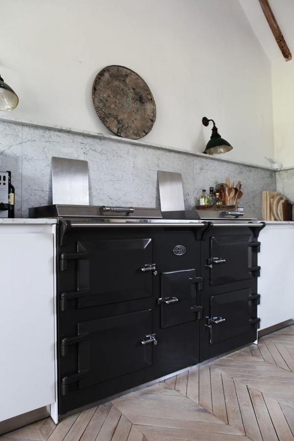 Modern Kitchen Stove 10 of the most beautiful kitchen stoves | the style files