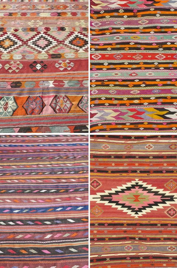 bohemian-look-kilim-rugs