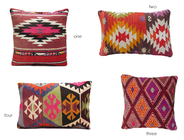kilim-cushions
