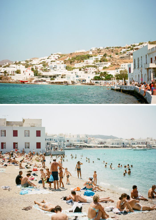THE TRAVEL FILES: SCENES FROM THE ISLAND OF MYKONOS | THE STYLE FILES