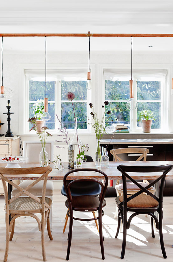 A Swedish Summer Cottage The Style Files