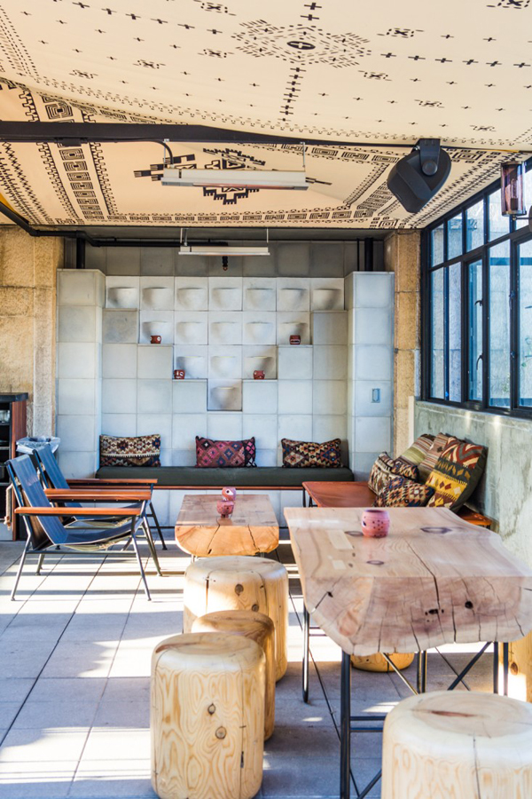 The travel files ace hotel in downtown los angeles the for Design hotel los angeles