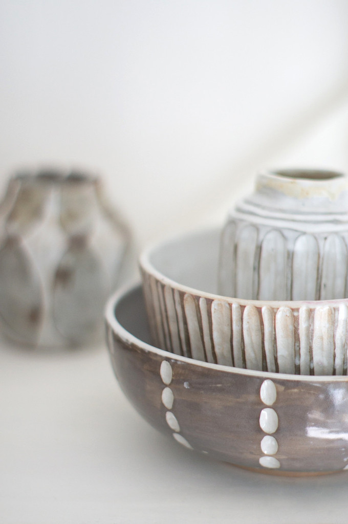 Beautiful Ceramic Pieces By Malinda Reich The Style Files