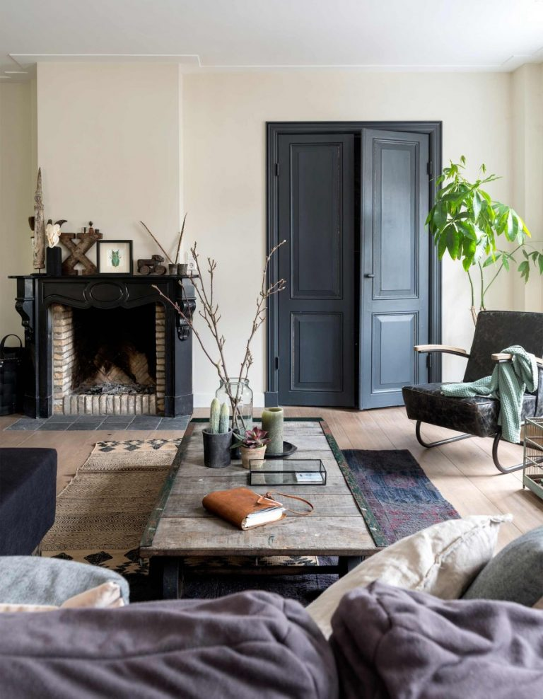 A warm cozy family home in the netherlands the style files - Blog maison de famille ...