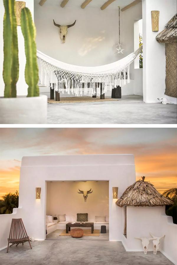 The Travel Files Casa Impala On Holbox Island Mexico