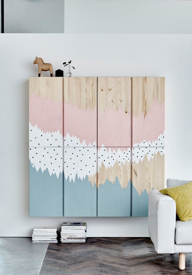 from plane cabinets to wall mural storage space the trofast rangement mural ikea