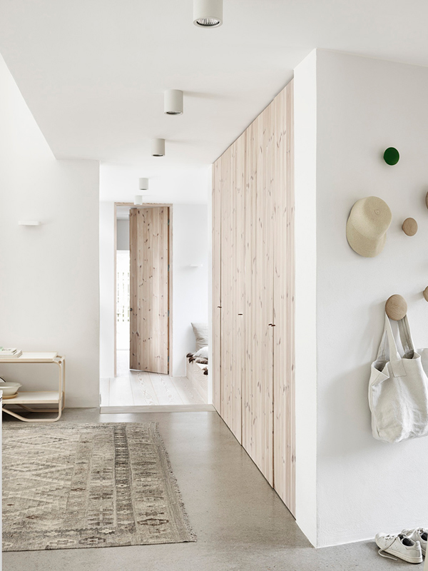Neutral Color Palette a serene home in a neutral color palette | the style files