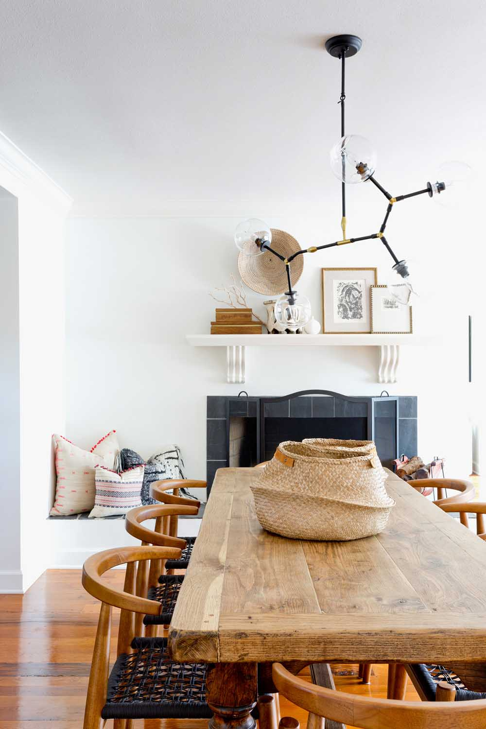 A FRESH & MODERN FAMILY HOME IN CALIFORNIA | THE STYLE FILES