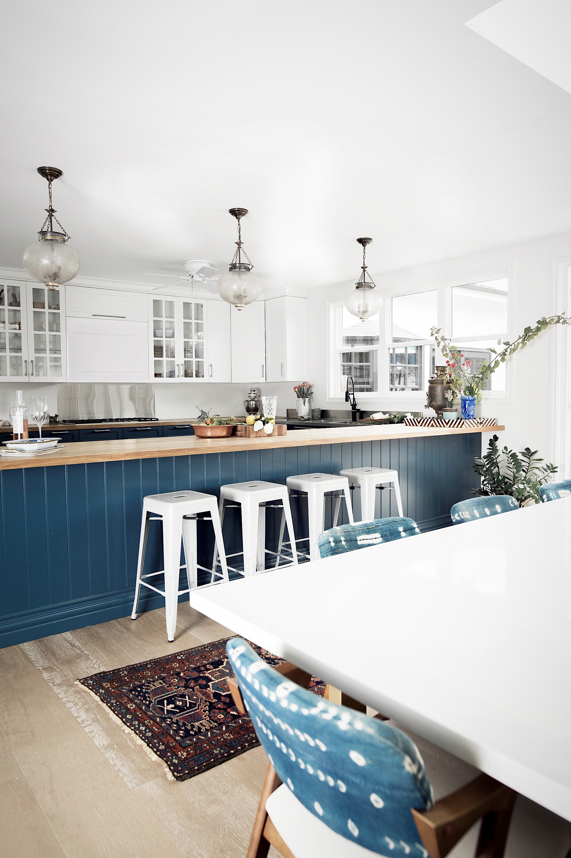 A Boho Chic Beach House In California The Style Files