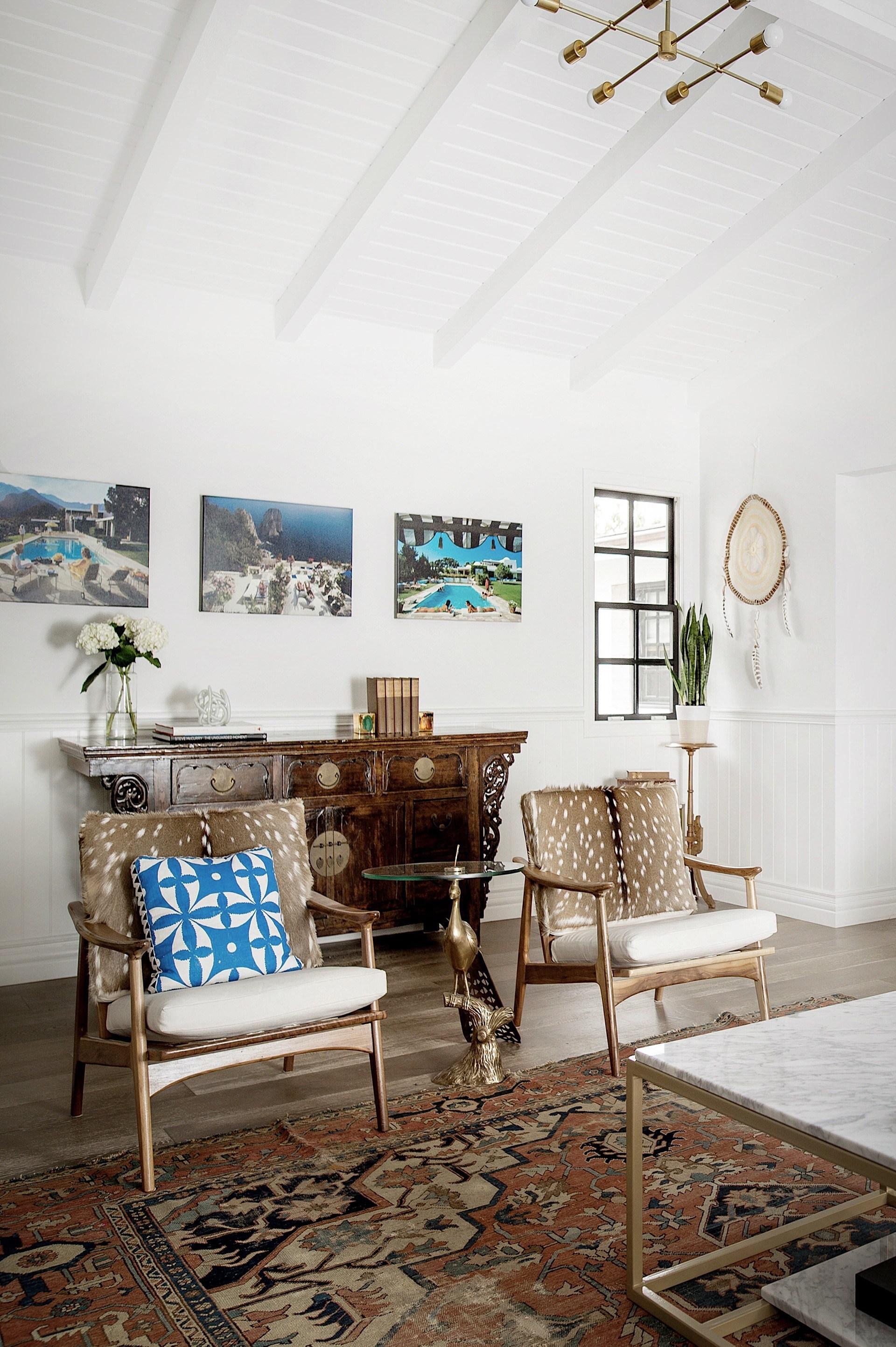 Boho Modern Living Room Decor