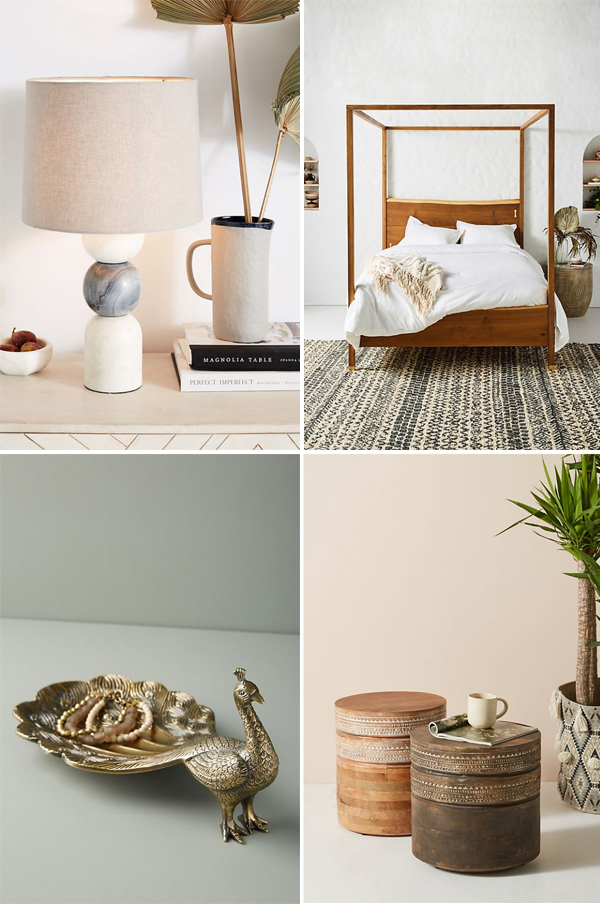 Natural Style Furniture Home Decor Accessories The Style Files